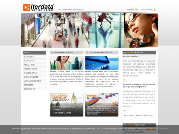 ITERDATA - Opiniones de clientes -