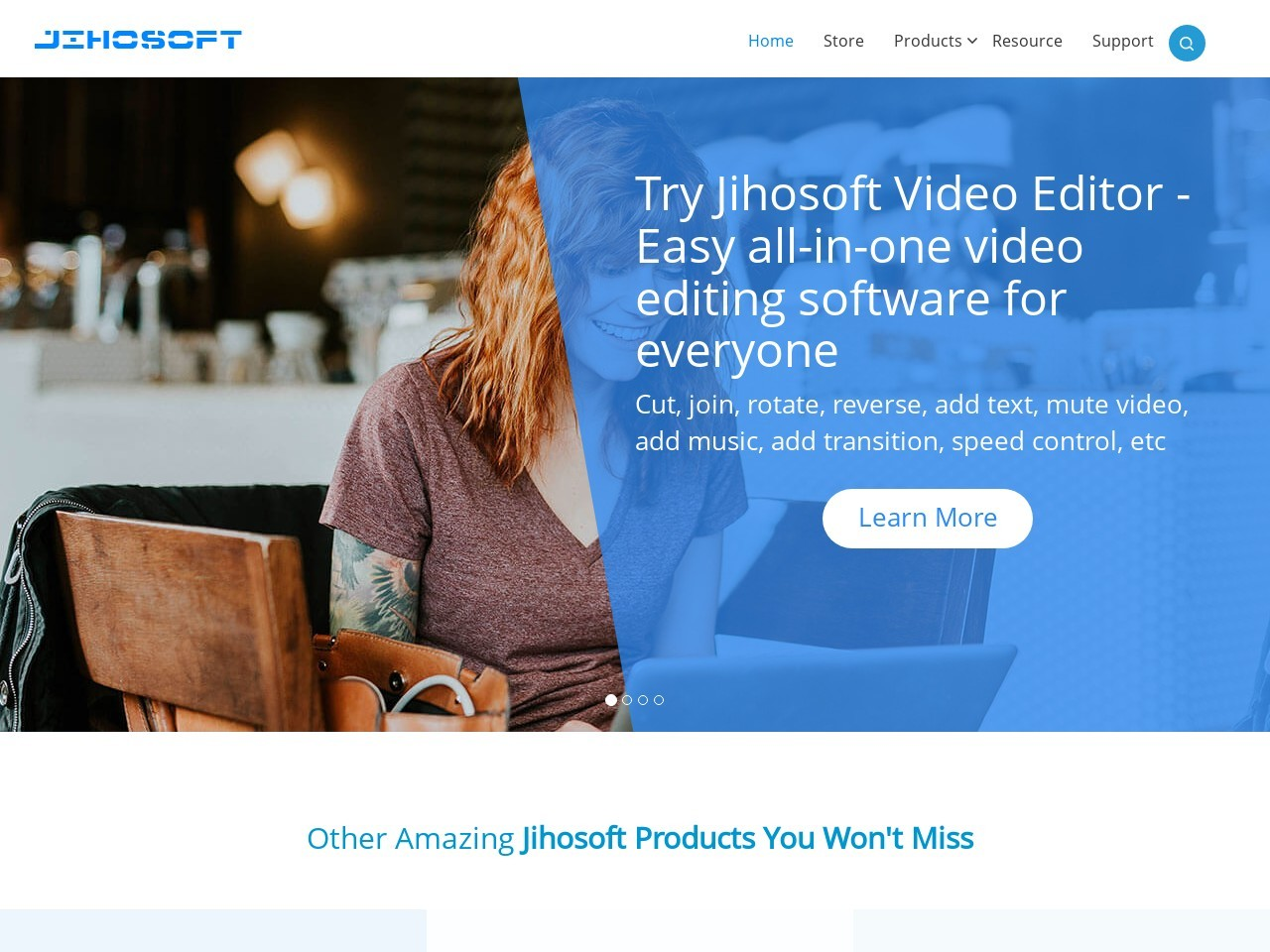Jihosoft Video Converter (Personal Edition) Voucher - Instant 15% Off