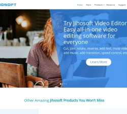 Jihosoft Video Converter (Personal Edition) Coupons