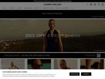 Karen Millen 25% Weekender