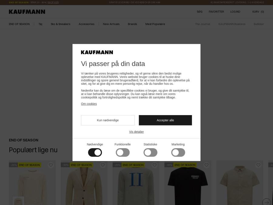 http://www.kaufmann.dk
