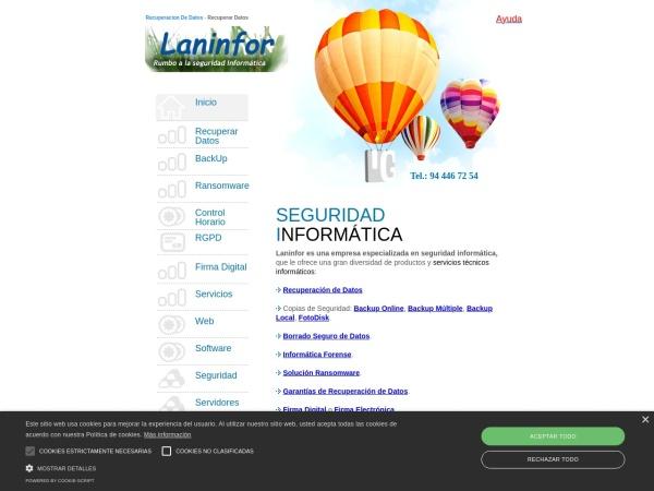 LANINFOR - Opiniones de clientes -