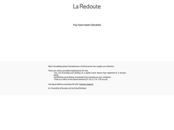 25% La Redoute New Autumn Collection
