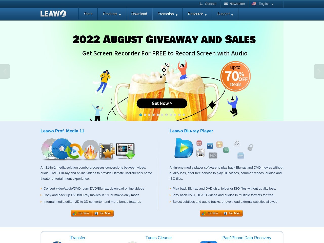Leawo PowerPoint to YouTube Converter Voucher Code