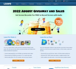 Leawo Prof. DRM Video Converter Coupons