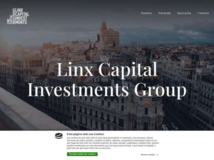 Opiniones sobre Linx Capital Investments Group