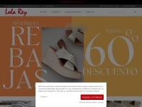 Tienda online LOLA REY de MAJADAHONDA