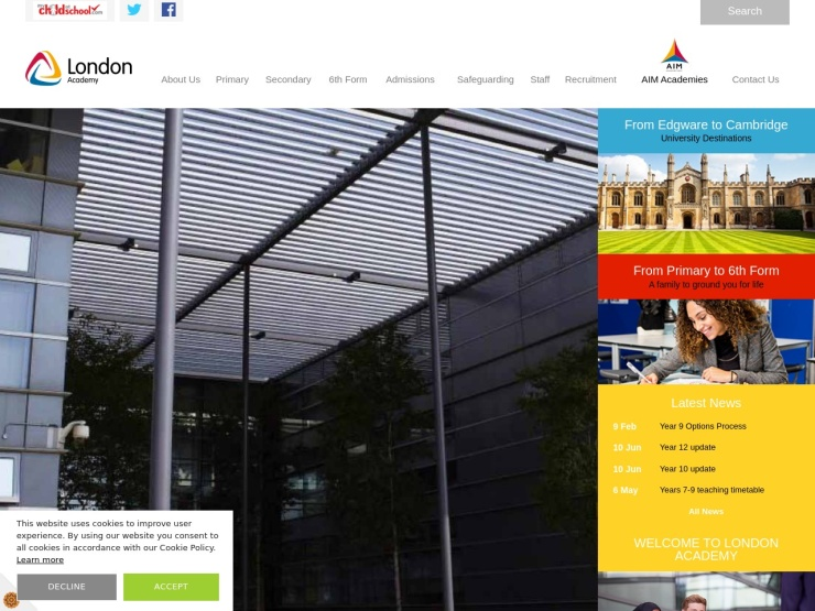 London Academy reviews and contact