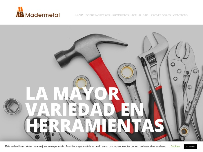 Opiniones sobre Madermetal
