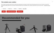 Manfrotto Coupons
