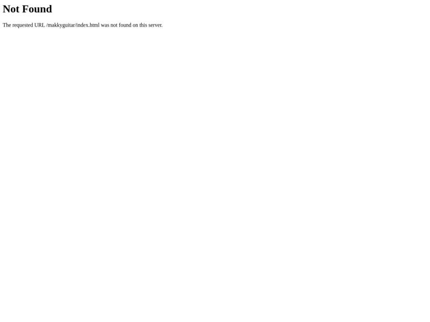 マッキーギタースクール