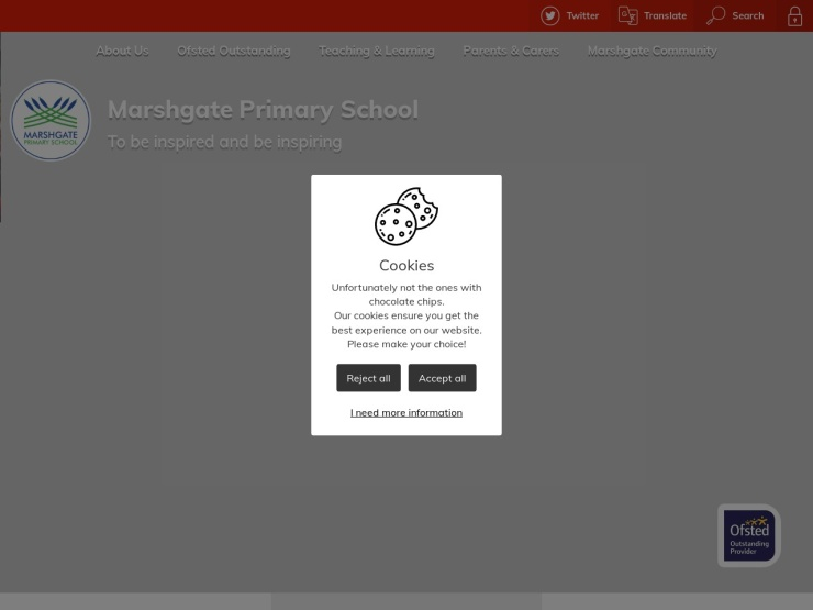 Marshgate Primary School reviews and contact
