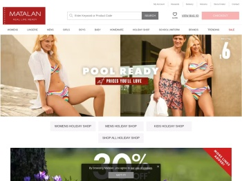 Matalan Sale With Up To 75% Off