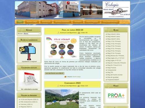Opiniones sobre  Colegio Miguel Bravo