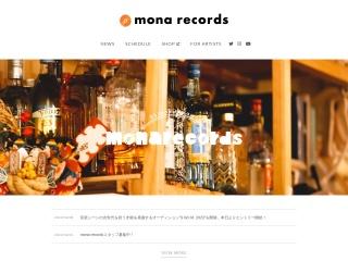 下北沢mona records