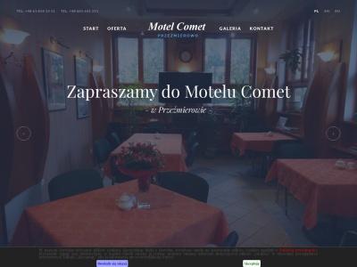 Pokoje Poznań Motel Comet Przeźmierowo