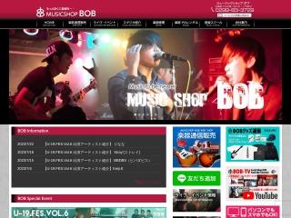 MUSICSHOP BOB 楽器店