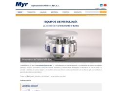 ESPECIALIDADES MEDICAS MYR, S.L.