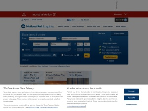 National Rail - Official Site