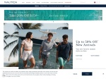 Nautica Coupon and Promo codes