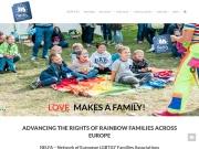 NELFA Network of European LGBTIQ* Families Associations