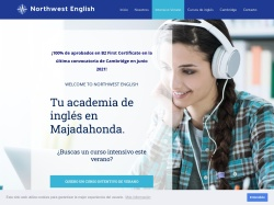 Northwest English Centre - Opiniones de alumnos -