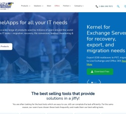 Kernel Exchange Email - Corporate License Coupons