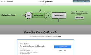 Remaking Kennedy Airport Is Governors Next Big Plan