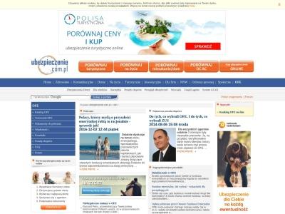 OFE - Otwarte Fundusze Emerytalne - Ubezpieczenie.com.pl