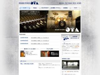 SOUND STUDIO OTA