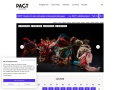 www.pact-zollverein.de Vorschau, PACT Zollverein (Performing Arts Choreographisches Zentrum NRW Tanzlandschaft Ruhr)