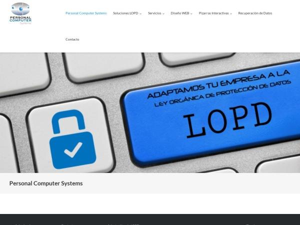 PERSONAL COMPUTER SYSTEM CANARIAS S.L. - Opiniones de clientes -