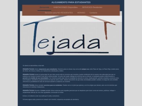 Opiniones sobre  Pension Tejada