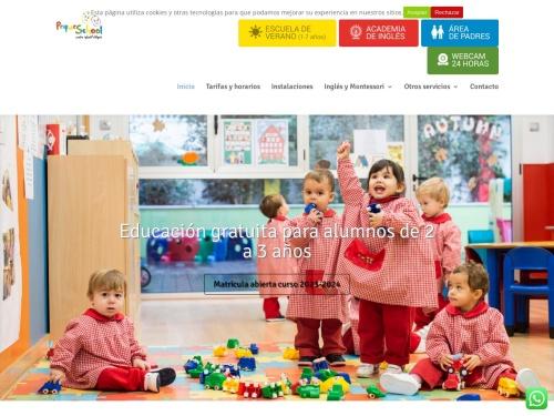 Opiniones sobre  Peques School Escuela Infantil