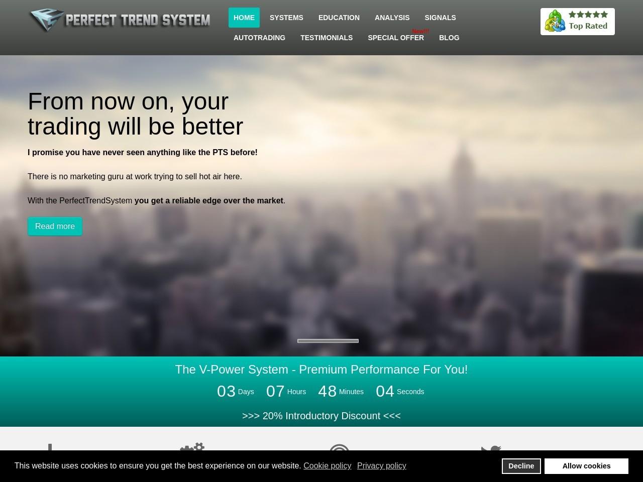 perfecttrendsystem.com