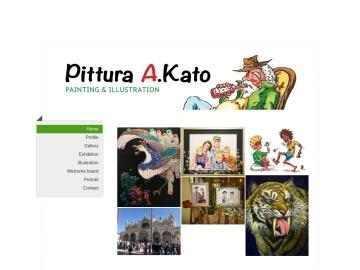 Pittura di A.Kato