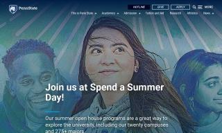 Visit us at www.psu.edu