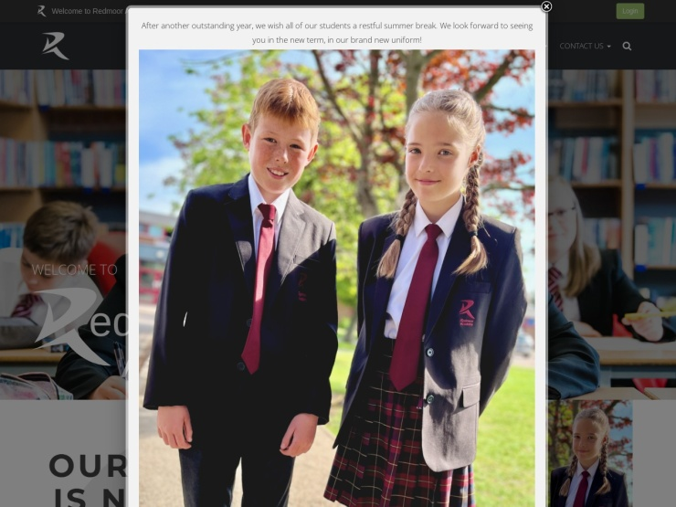 Redmoor Academy reviews and contact