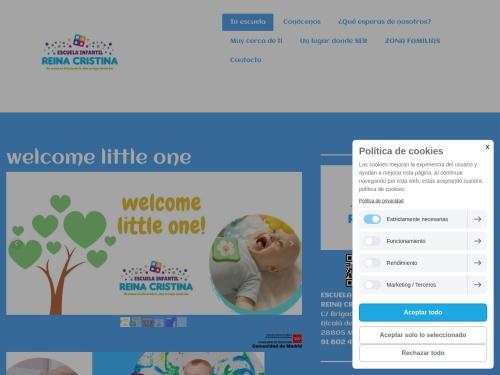 Opiniones sobre  Escuela Infantil Reina Cristina II