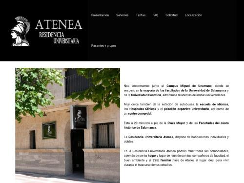 Opiniones sobre  Residencia Atenea