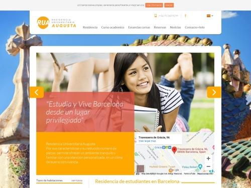 Opiniones sobre  Residencia Universitaria Augusta