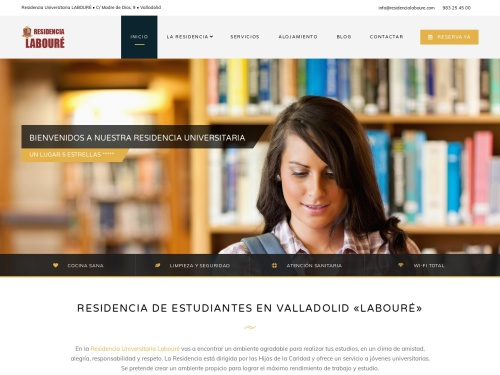 Opiniones sobre  Residencia Universitaria Femenina Labouré