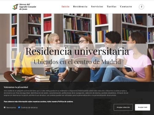 Opiniones sobre  Residencia De Estudiantes Sagrado Corazón