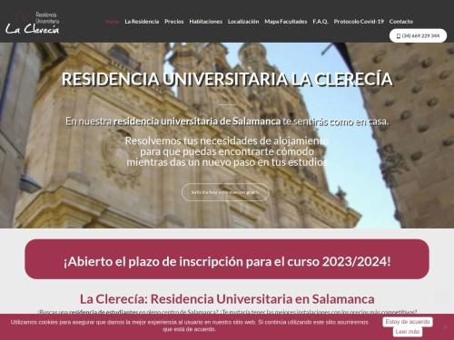 Opiniones sobre  Residencia Universitaria La Clerecía