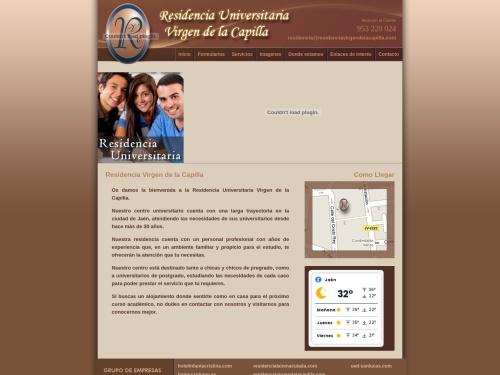 Opiniones sobre  Residencia Universitaria Virgen De La Capilla