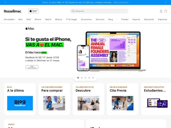 ROSSELLIMAC - Opiniones de clientes -