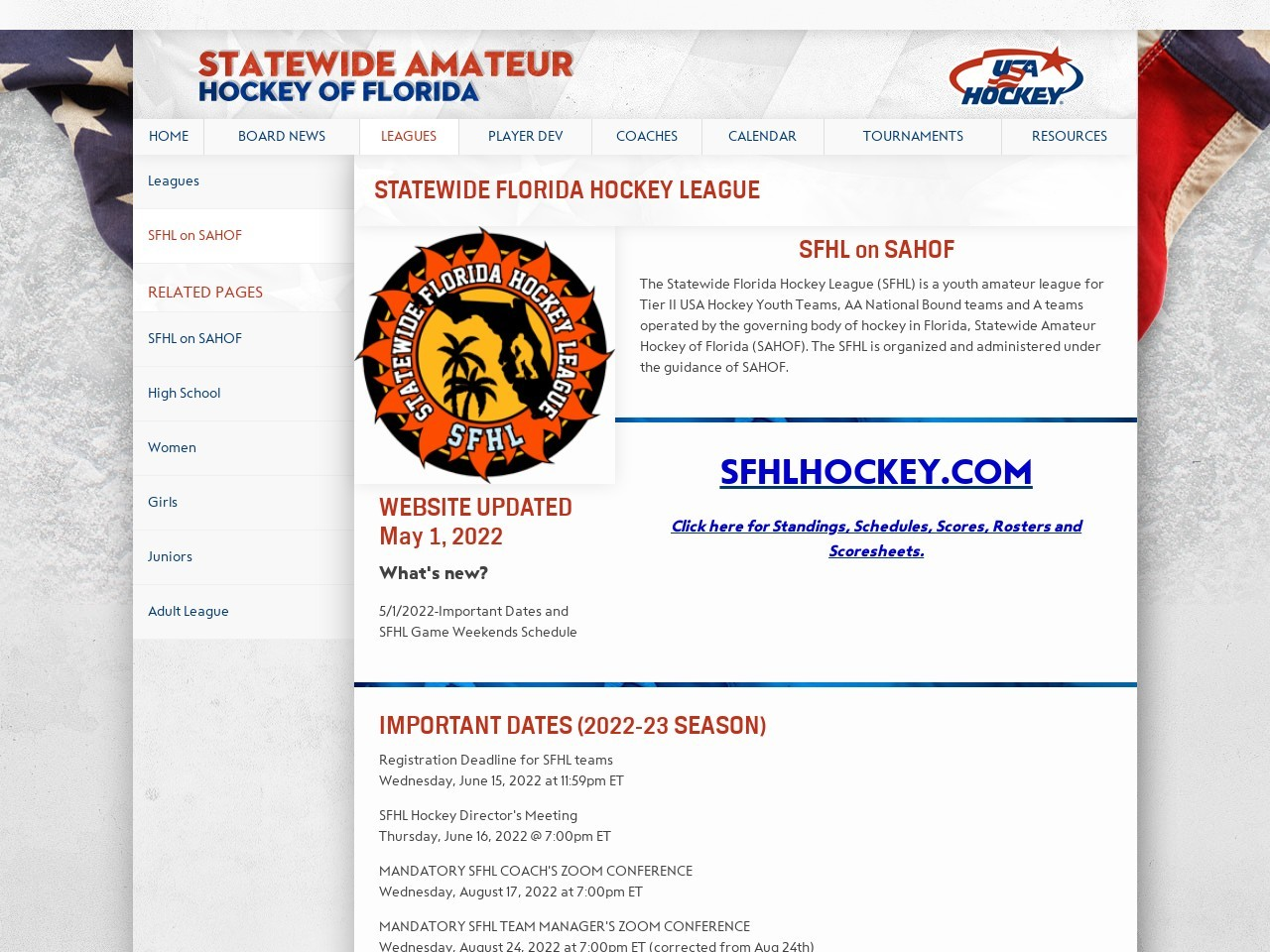 Wasilla amateur hockey