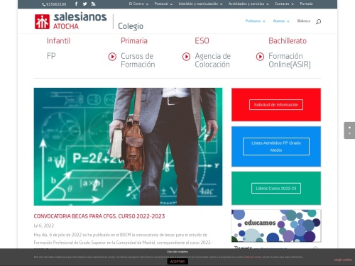 Opiniones sobre  Salesianos Atocha
