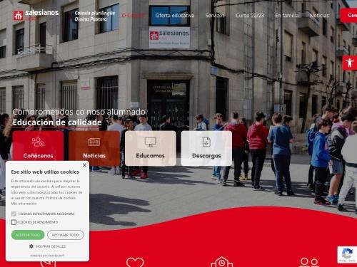 Opiniones sobre  Colegio Salesiano Divina Pastora