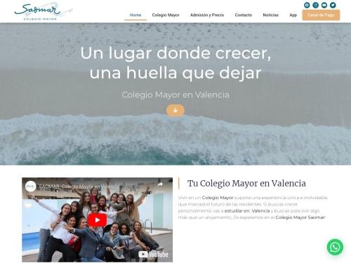 Opiniones sobre  Colegio Mayor Saomar